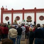 El Ayuntamiento suspende sus actividades de la romería del Cerro por el riesgo de lluvia