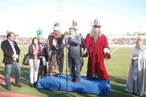 Reyes Magos estadio