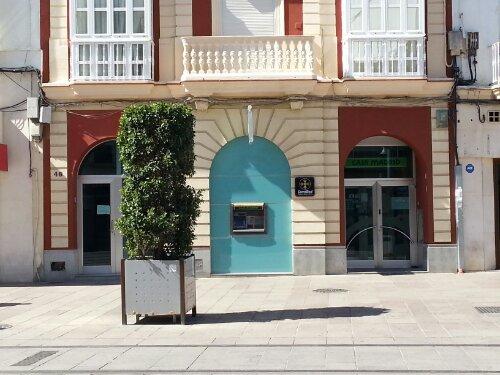Bankia desaparecer el d a 25 de san fernando con el for Oficinas de bankia en madrid