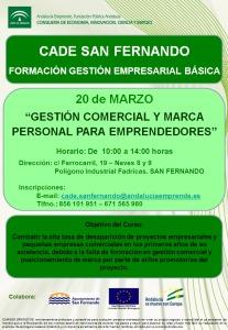 Cartel FGEB Marzo San Fernando (1)