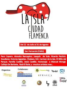 La Isla Ciudad Flamenca. 2014