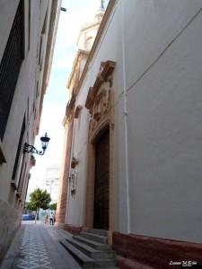 Callejón de la Virgen de la Soledad.