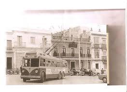 El cine Pucherito en el antiguo Edificio del Frente de Juventudes (Pza. de la Iglesia).
