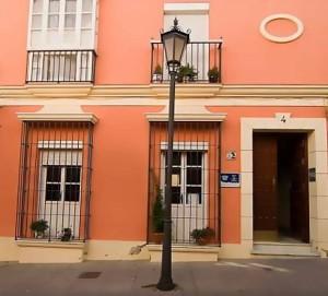 Sede de Estratería, en la calle San José.