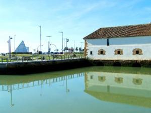 Molino del Zaporito, recientemente abierto al público.