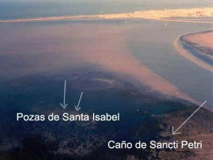Pozas de Santa Isabel.