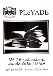 Número 26 de 'Pléyade'.
