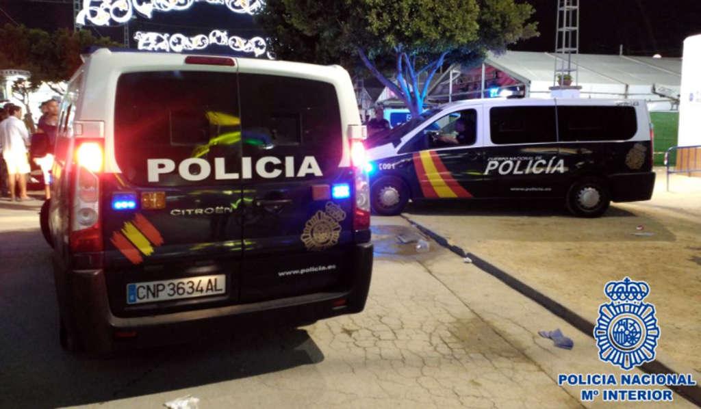 La polic a nacional desarroll con xito el dispositivo de - Policia nacional cadiz ...
