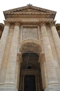 El Panteón de Marinos Ilustres, en San Fernando.