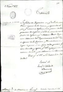 Documento VI.
