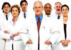 Médicos imaginarios.