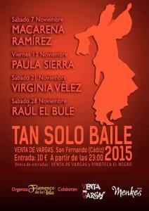cartel_tan_solo_baile_2015