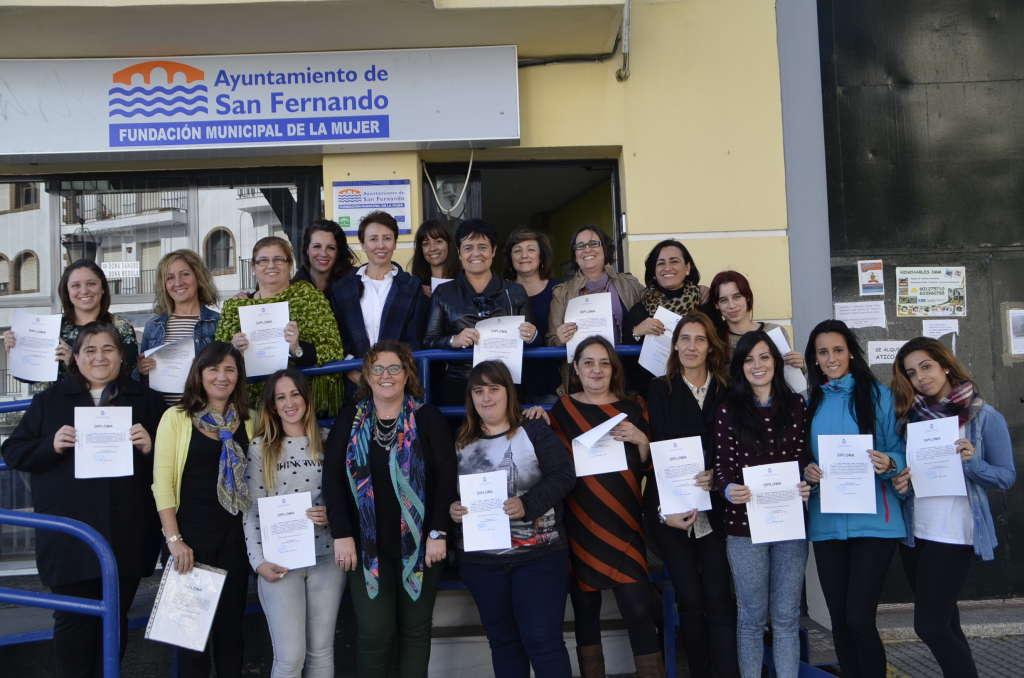 La Fundación Municipal de la Mujer clausura el curso de