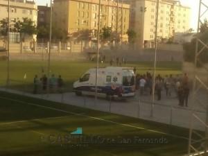 ambulancia gomez castro