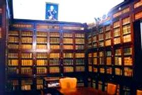 Biblioteca del Real Observatorio.