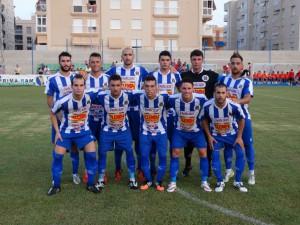 El Castillo de San Fernando. Aguilas FC