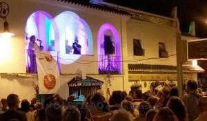 flamenco en balcon venta vargas
