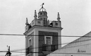 Torre de Zimbrelo. Archivo A. López.
