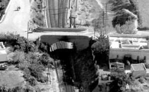Puente de La Casería. Archivo Á. López.