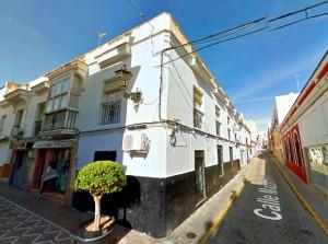Casa de la calle Mazarredo donde nació la autora de este artículo.