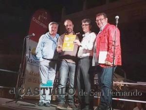 Primer premio, Casa La Titi Gallineras. 'Arroz de Estero'