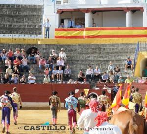 ElCastillodeSanFernando.XVII Encuentro andaluz.