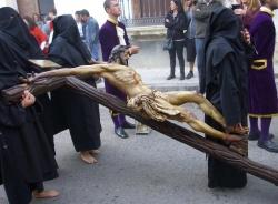 El Cristo de la Buena Muerte.