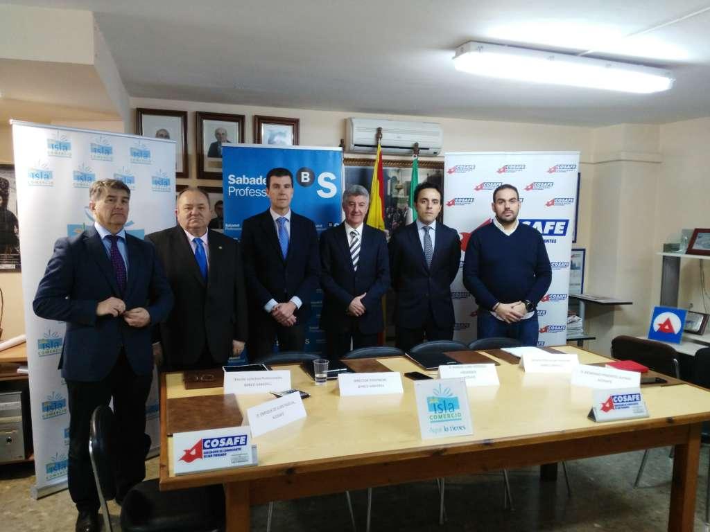 Acosafe firma un acuerdo con banco sabadell el castillo for Acuerdo clausula suelo banco sabadell