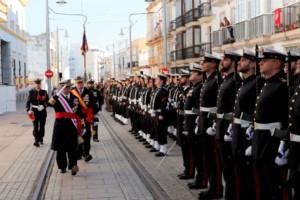 Desfile. Armada